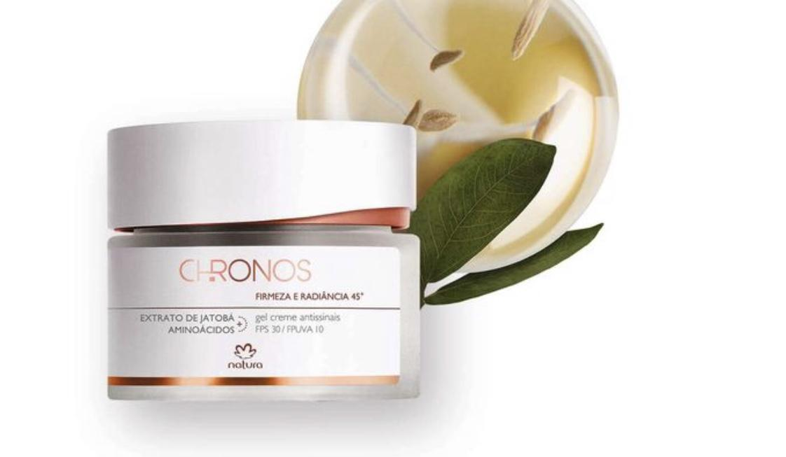 GEL CREME ANTISSINAIS 45+